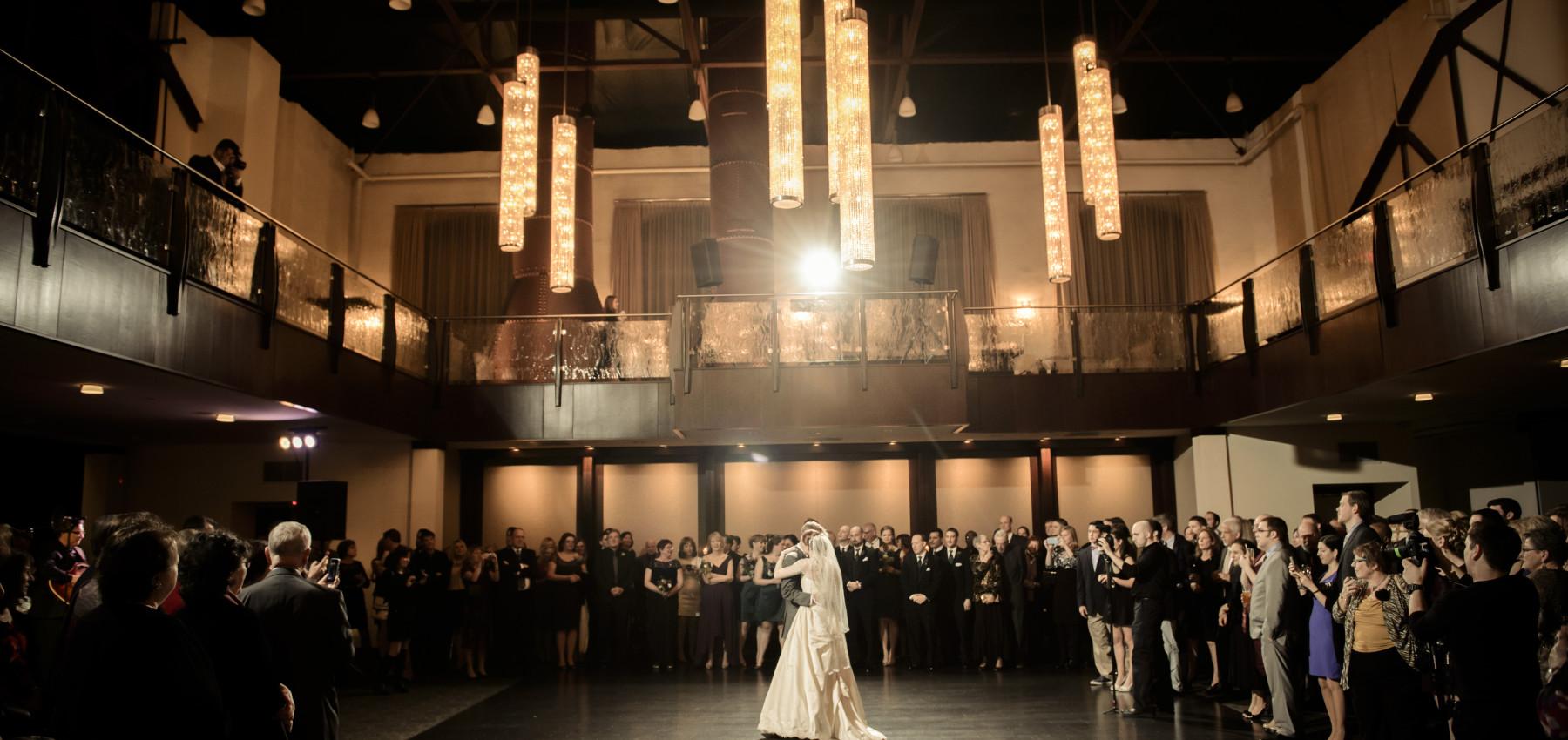 Cupola ballroom mezzanine phoenixville foundry - American history x dinner table scene ...
