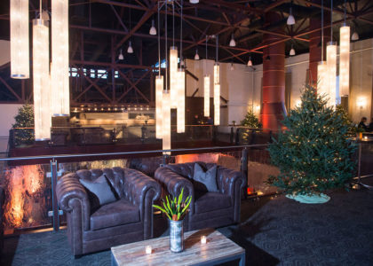 Holiday Parties Held at the Phoenixville Foundry