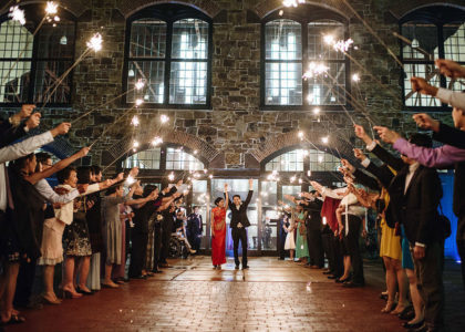 Capturing Weddings at the Foundry—An Industrial Labor of Love