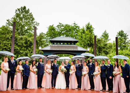 A Philly-Style Wedding: Phoenixville Foundry Featured in J. Scott Catering's Blog