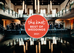 The Knot 2021 Best of Weddings Recipient
